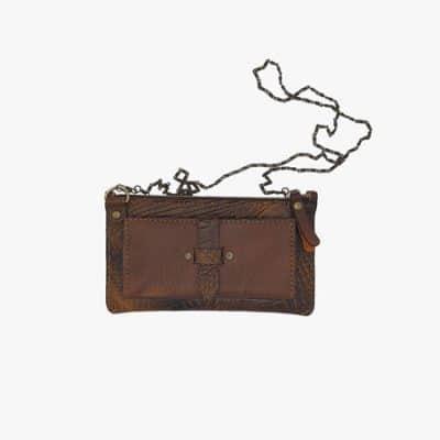 کیف پول چرم آنجلا