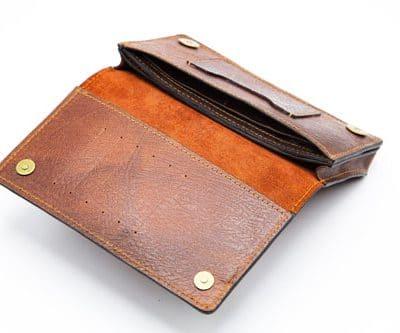 کیف دستی چرم اورانیوم