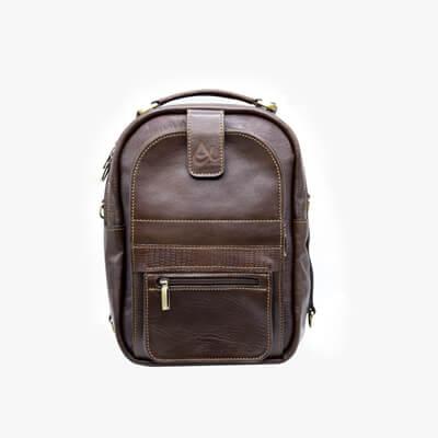 کیف دوشی چرم بریو پلاس